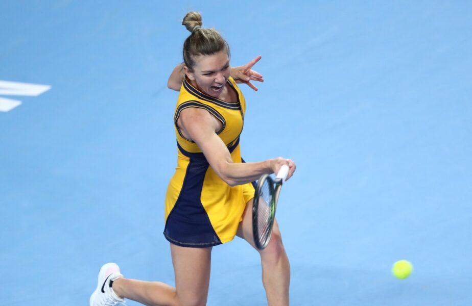 Simona Halep – Maria Sakkari 4-6, 4-6 | Simona, eliminată în sferturile de finală de la Kremlin Cup! Sportiva noastră a luptat eroic în setul secund