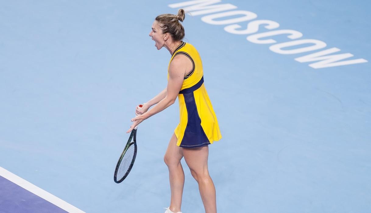Simona Halep a urcat un loc în clasamentul WTA