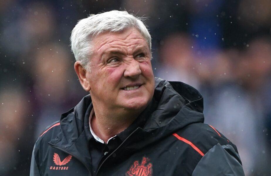 Newcastle l-a demis pe Steve Bruce! Ce mutare pregătesc şeicii miliardari pentru o nouă super-putere în Premier League