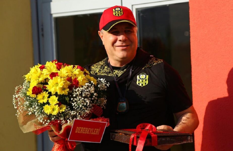 Marius Șumudică a fost primit ca un rege la Malatyaspor