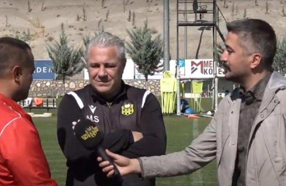 """""""Este singura echipă unde se întâmplă asta!"""" Marius Șumudică, în culmea fericirii la Yeni Malatyaspor. """"Vreau să creez o familie aici!"""""""