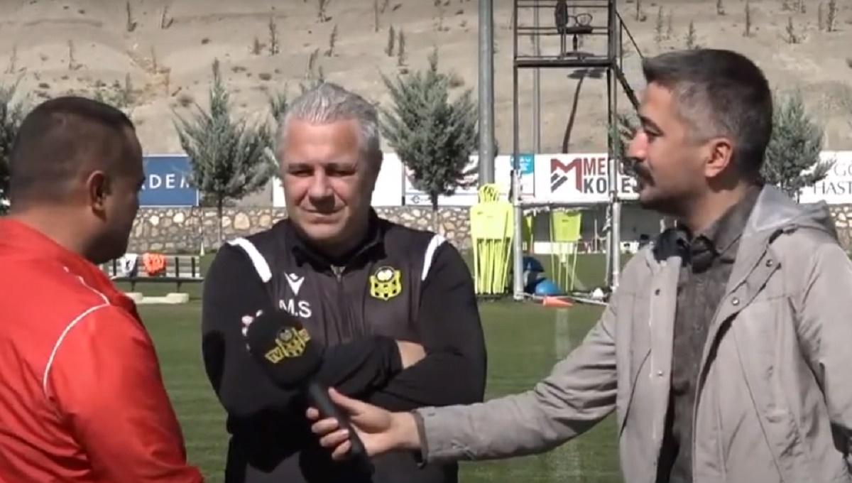 Marius Șumudică, în culmea fericirii la Yeni Malatyaspor