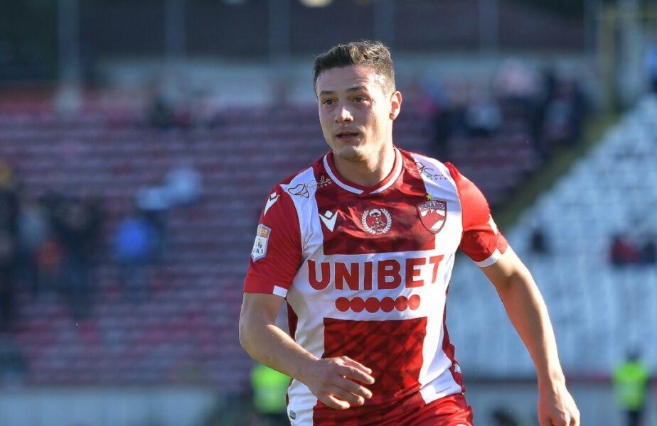 """Dinamo – Rapid   Gabi Torje, gol de poveste în derby! Execuție fabuloasă a căpitanului """"câinilor"""""""
