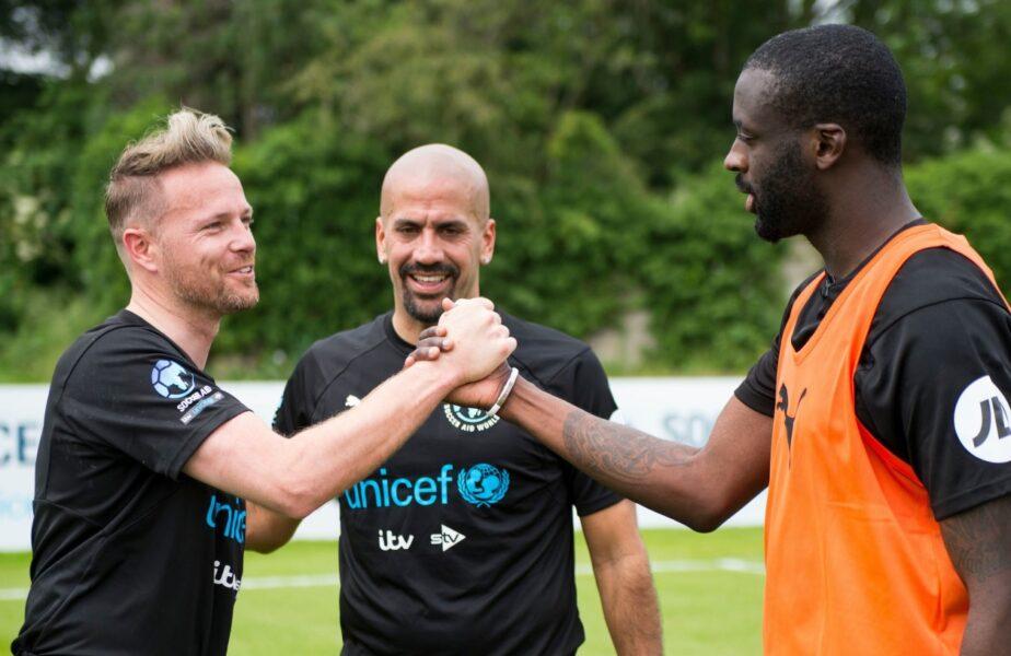 Salariul cerut de Yaya Toure pentru a antrena în Liga 1